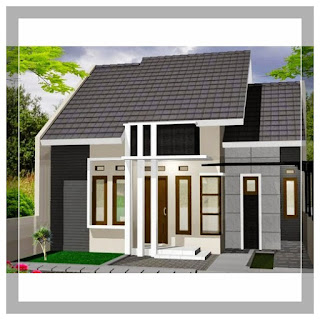 5 tipe rumah minimalis sederhana - desain rumah137