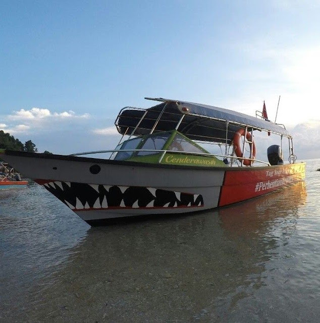 Pakej murah ke Pulau Perhentian | Perhentian Kravers