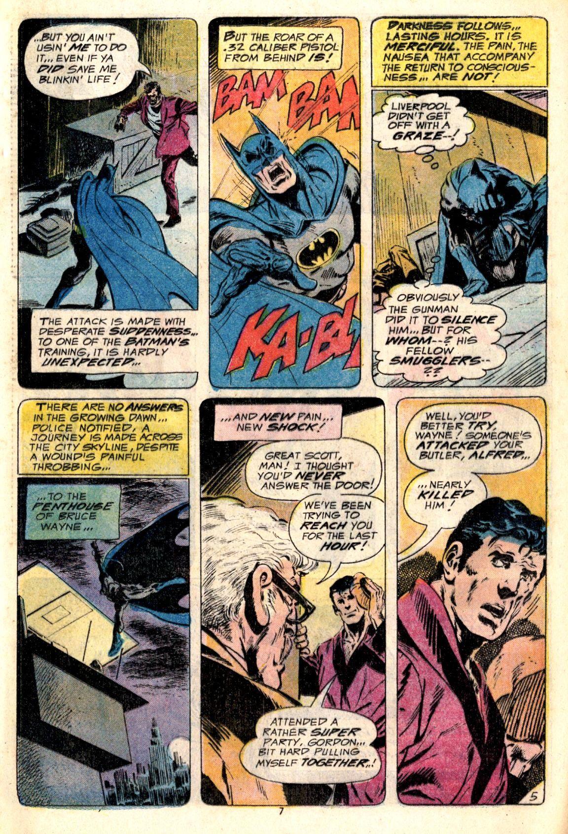 Detective Comics (1937) 438 Page 6