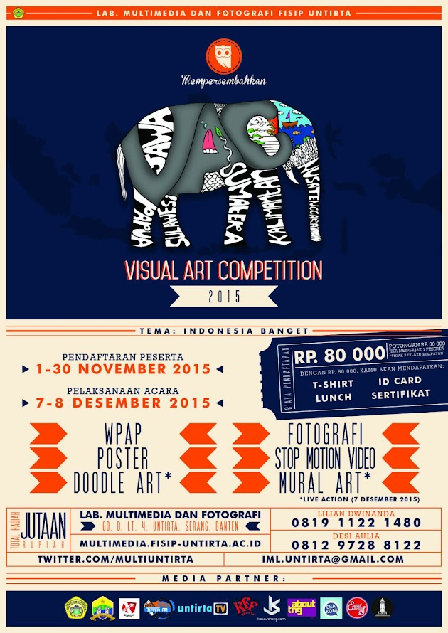 Visual Art Competition 2015