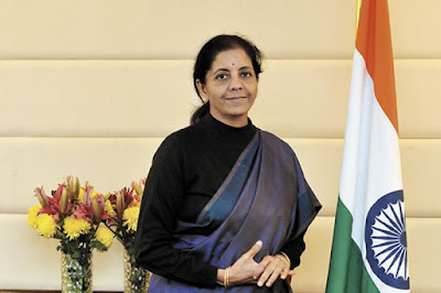 2nd Lady Defence Minister of India Nirmala Sitharaman