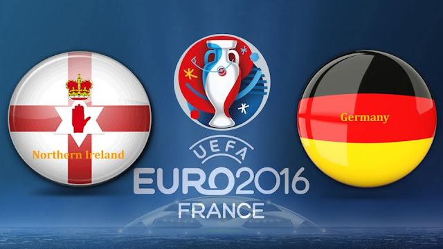 LIVE SCORE EURO: Hasil Irlandia Utara vs Jerman Prediksi Skor dan Jadwal Piala Eropa 2016 RCTI