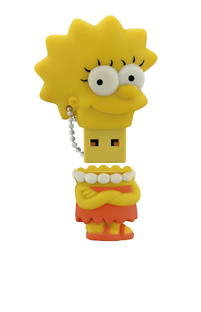 pen-drive-lisa-simpson
