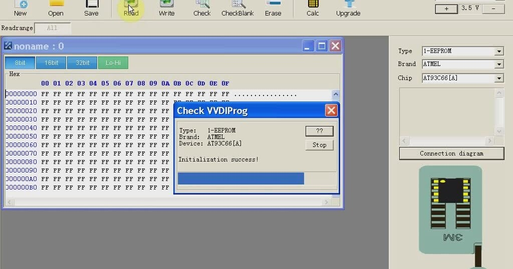 2015 Original Xhorse Vvdi Prog V2 1 0 Verified Working