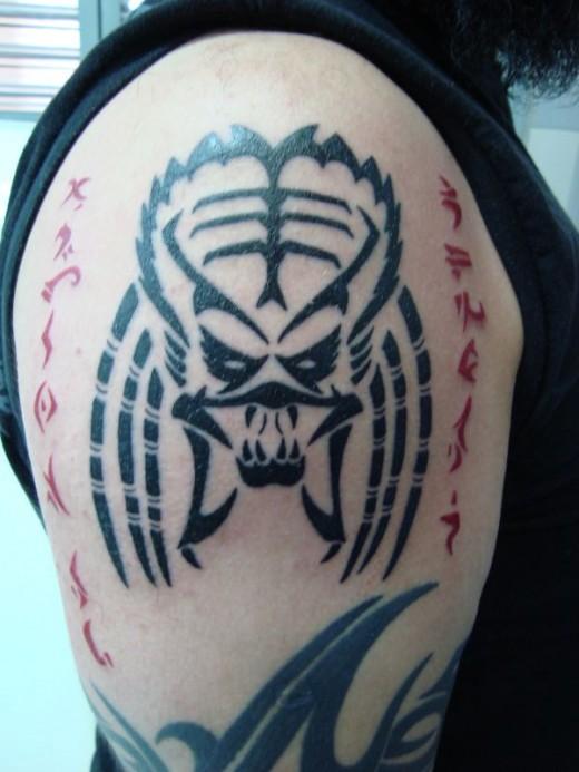 Dragon directory: Beautiful Tribal Tattoo Designs