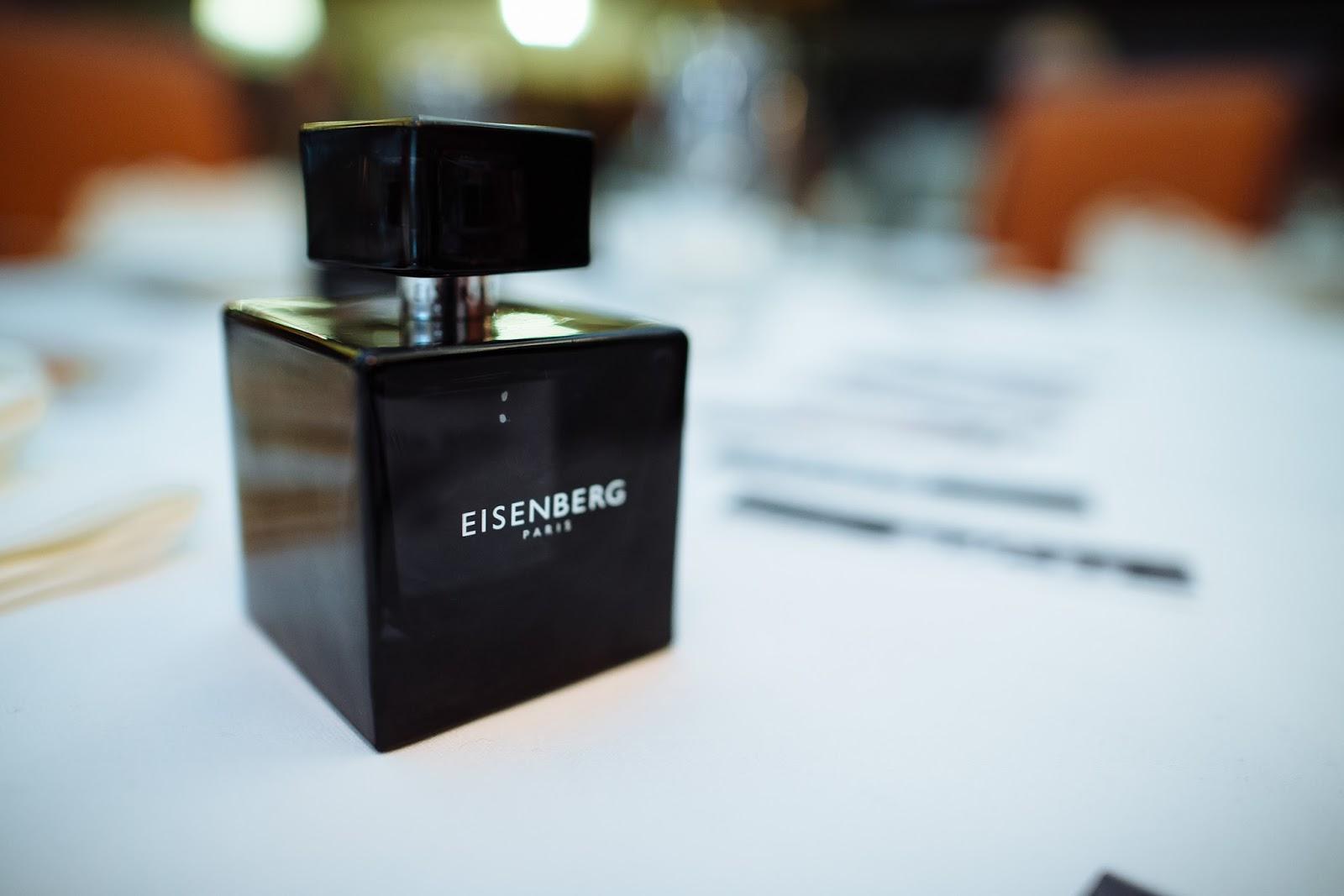 Презентация бренда Eisenberg, ресторан Монако, Жан-Люк Троноьон, косметика из Монако