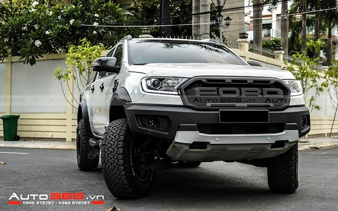 Ford Ranger người hùng địa hình đẹp mê mẫn tại Auto365