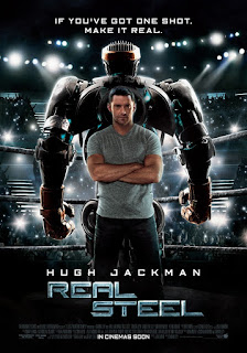Download Film Real Steel (2011) BRRip 720p Subtitle Indonesia