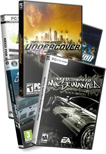 Need for Speed Anthology 2005-2008