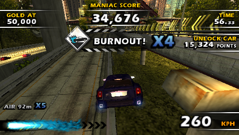 Downlaod Burnout Dominator psp ISO For PC Full Version ...