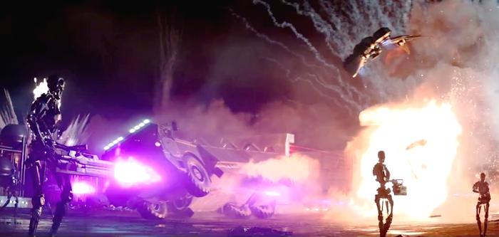 Viitorul nu arată prea bine în Terminator: Genisys