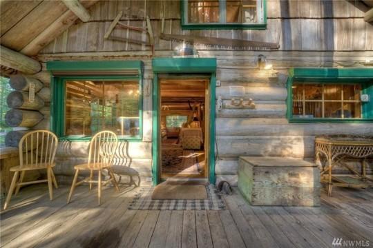 Лісовий будинок - серія фотографій