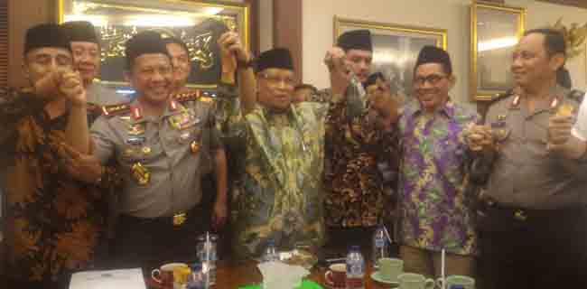 Said Aqil: Masalah Kapolri Tito Selesai Di PBNU, Tak Perlu Lagi Tabayun