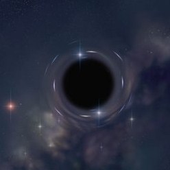 First Discovered Black Hole - Pics about space