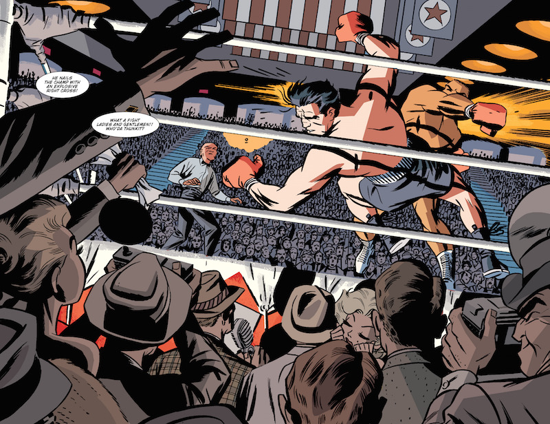 DC - The New Frontier by Darwyn Cooke