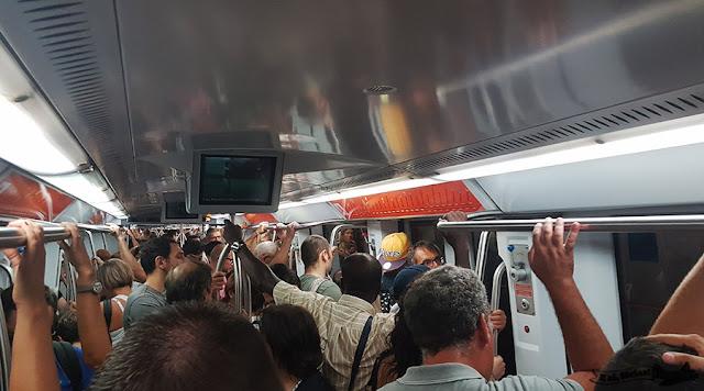 Metro Linha A, Roma, Itália, Vaticano