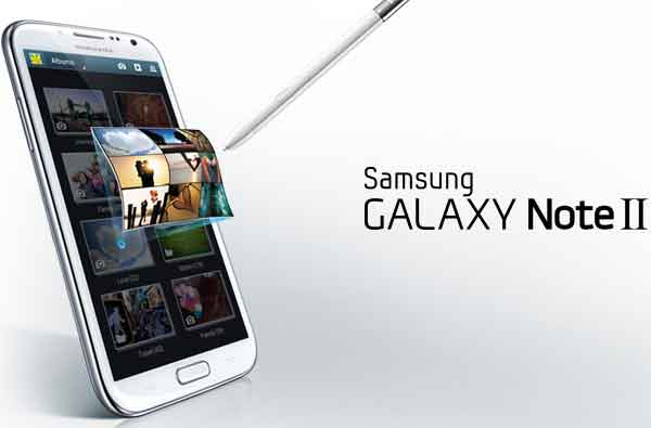 iTiankong: Samsung Galaxy Note 2 N7100 Official N7100XXDLL7 Android