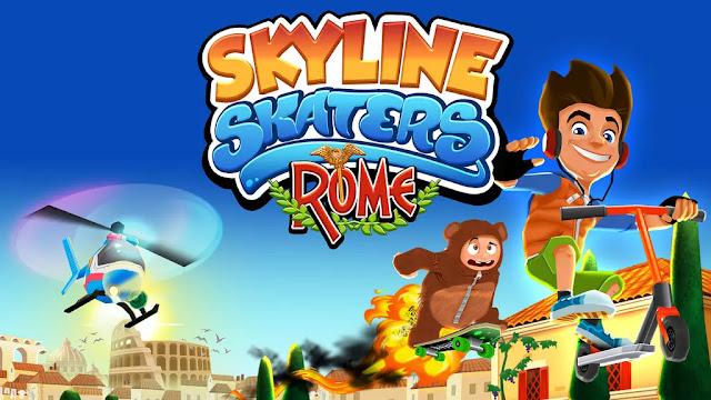 Skyline Skaters v2.8.0 Apk+Data For Android