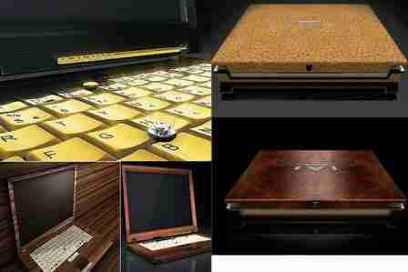 laptop luvaglio laptop yang terbuat dari permata dan emas dengan harga 14 miliyar rupiah
