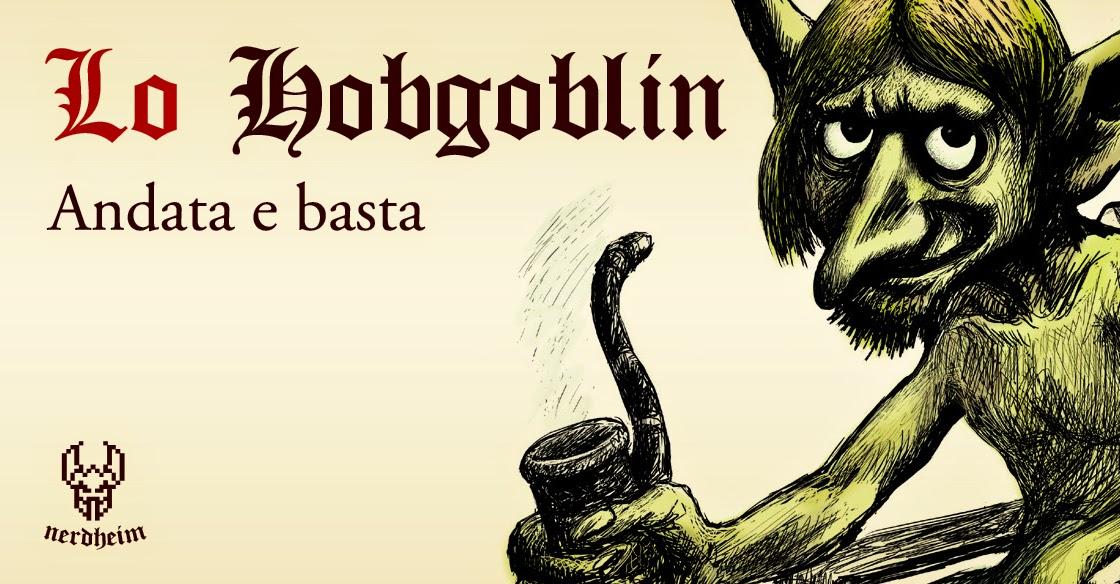 ebook Lo Hobgoblin di Nerdheim