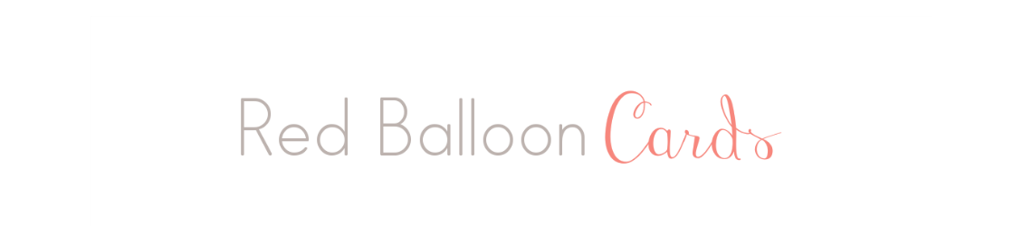 Red Balloon Cards