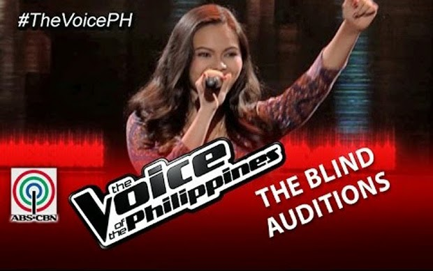 The Voice of the Philippines Season 2 Thara Therese Jordana sings 'We Can't Stop' Video Performance Replay