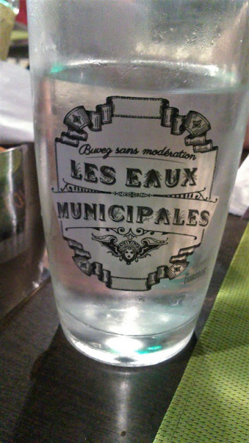 Agua del Foux, les eaux municipales