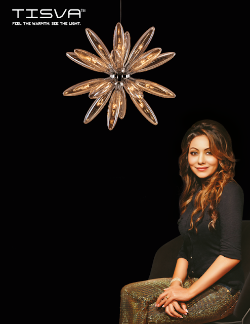 Gauri Khan gets associated with home decorative lighting brand Tisva