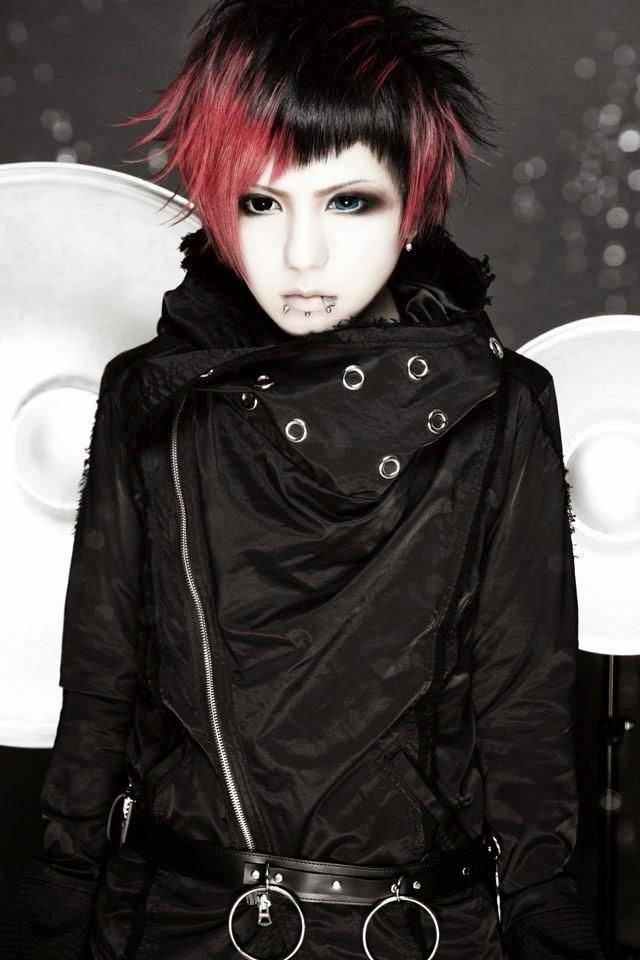 Japans Visual Kei Hairstyles The HairCut Web