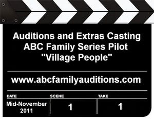 ABC Family Village People Auditions