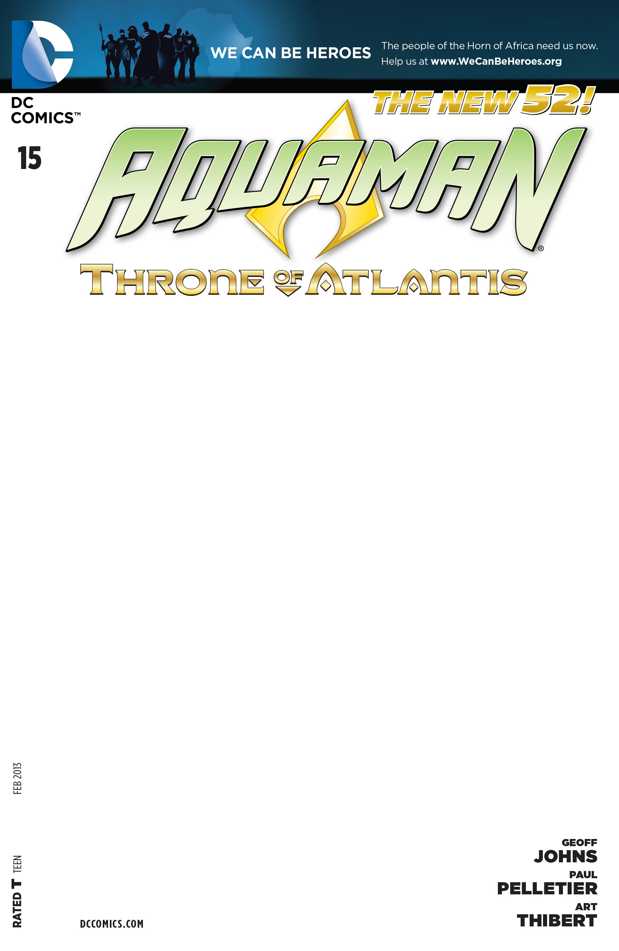 Read online Aquaman (2011) comic -  Issue #15 - 26