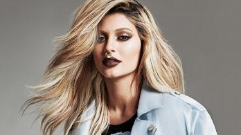 Kylie Jenner, Pierce, Noise, Blonde, Model, 4K, #4.2584