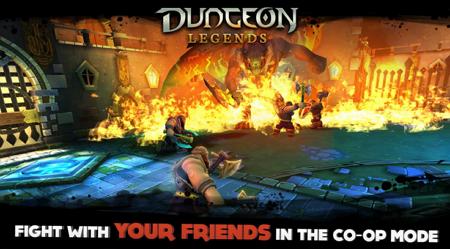 Download Dungeon Legends MOD APK