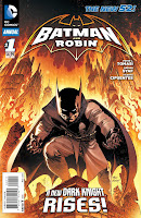 Batman and Robin Annual #1 Cover
