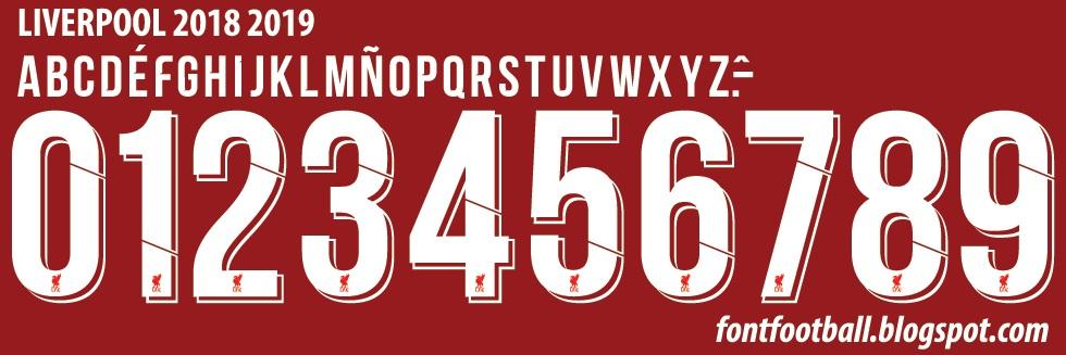 Liverpool font download