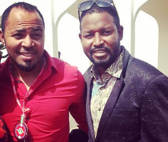 5 Photos: Nollywood Stars Visit President Jonathan At Aso Rock