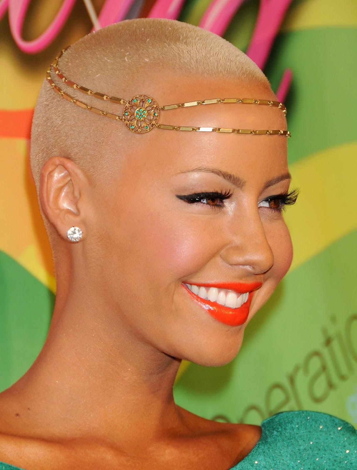 26 Daring Amber Rose Hairstyles Hairstylo