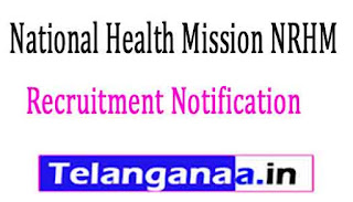 National Health Mission NRHM Himachal Pradesh Recruitment Notification 2017