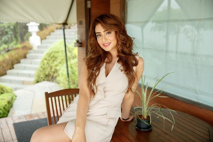 Muskan Sethi Photoshoot - Paisa Vasool Movie Heroine