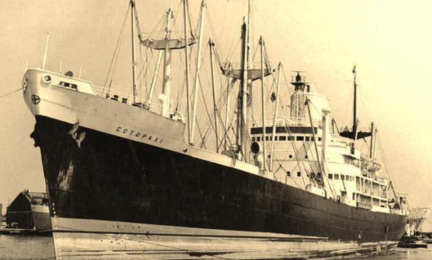 Πλοίο που είχε εξαφανιστεί το 1925 στο Τρίγωνο των Βερμούδων κάνει την επανεμφάνισή του 90 χρόνια μετά; [photos+video]