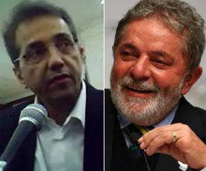 Engenheiro diz que pediu ajuda a Lula sobre propinas na Petrobras