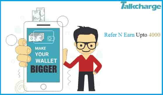 Talkcharge Refer N Earn