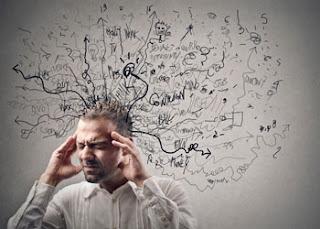 Beda antara stres dan depresi.