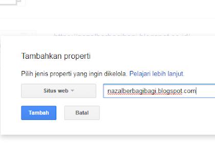 Begini, Cara Verifikasi Kepemilikan Google Webmaster Tools di Blogger