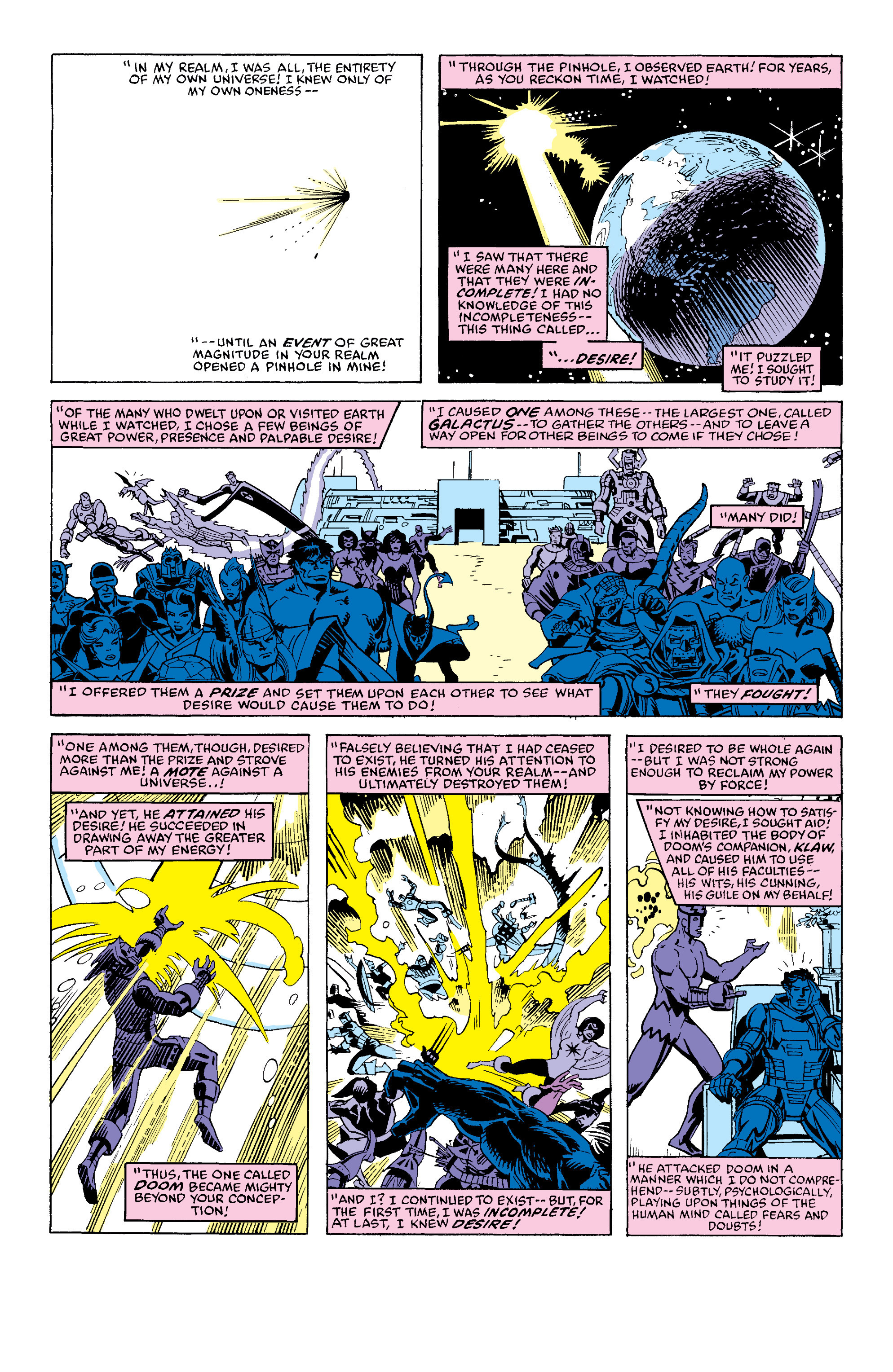 Read online Secret Wars II comic -  Issue #3 - 7