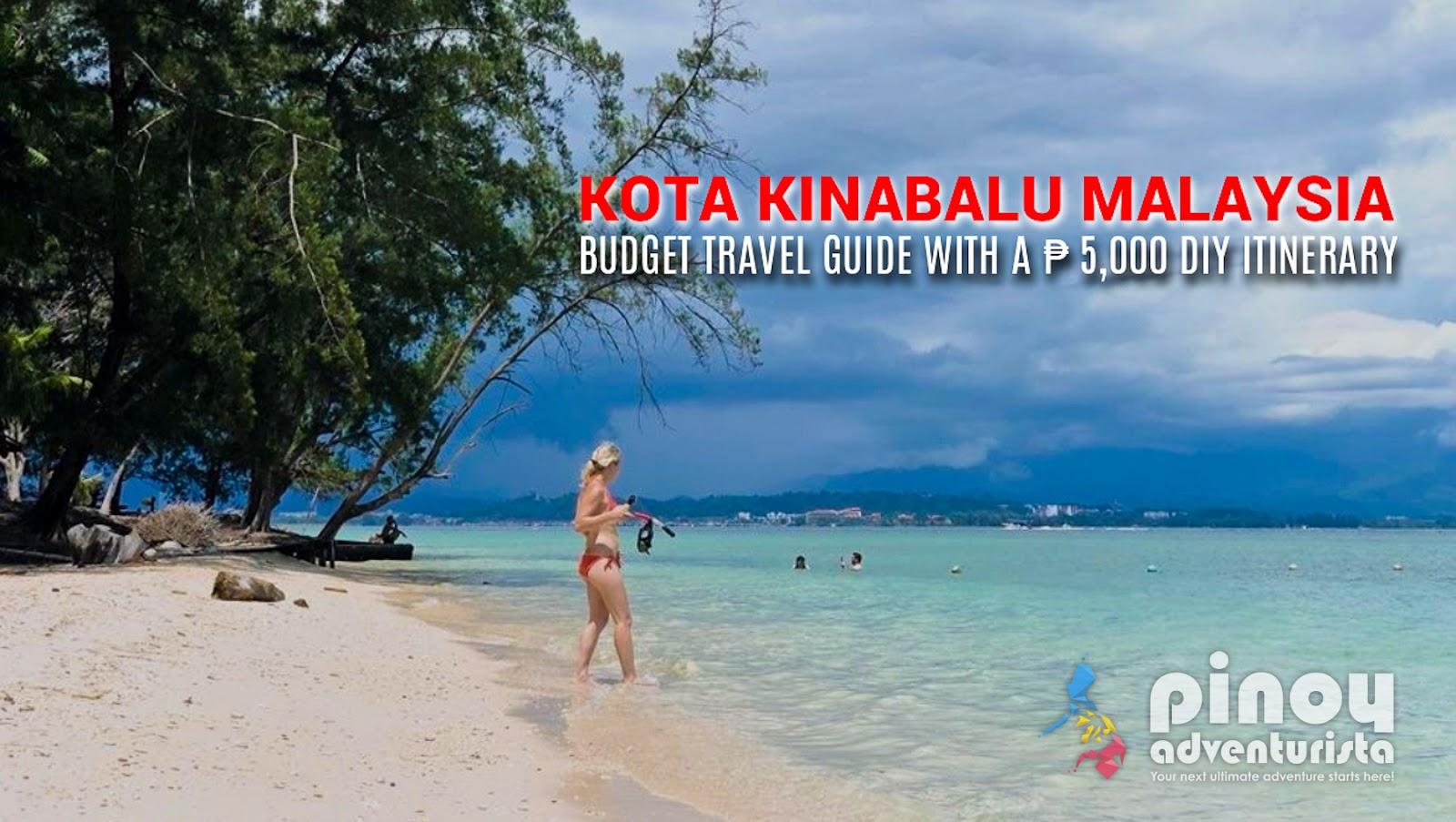 Kota Kinabalu Travel Guide 2019 Blog With A 5 000 Diy