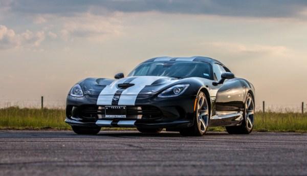 2018 Dodge Viper Venom 800 Changes