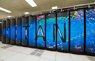 Titan Supercomputer, USA