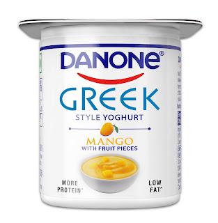 Danone India expands its Dairy portfolio with the launch of Greek Yogurt