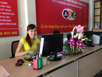 Dịch thuật công chứng huyện Lý Sơn lý do vì sao bạn chọn A2Z để dịch tài liệu